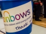ECMVC raise funds for Rainbows at Derby Intu Centre - Christmas 2016