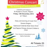 Christmas Concert in Repton