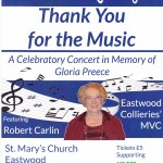 A Celebratory Concert in Memory of Gloria Preece