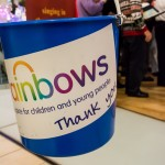 Rainbows fund-raisers - astonishing success!