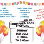 Cromford Road Festival, Langley Mill